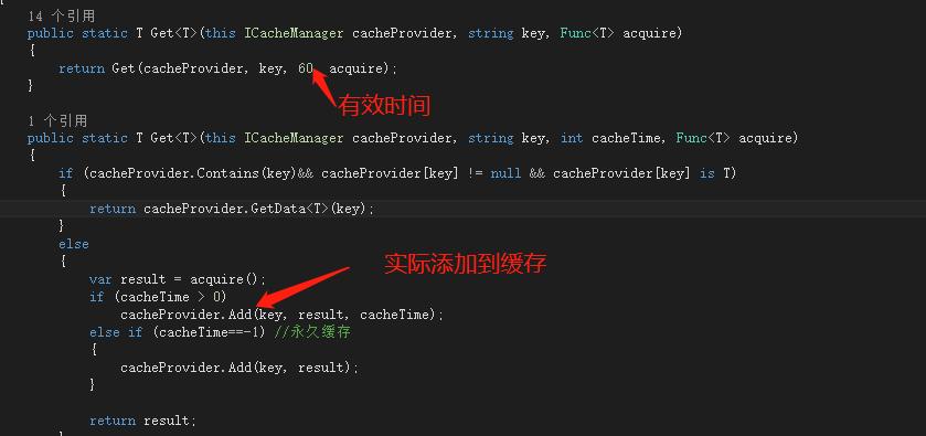 B/S开发框架OBJECT缓存有效时间的设置